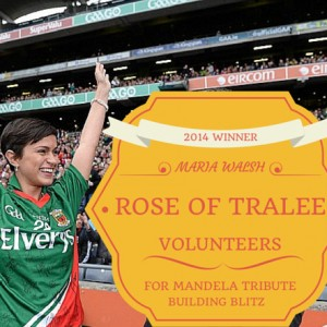 Maria Walsh Volunteers Mellon Educate Charity