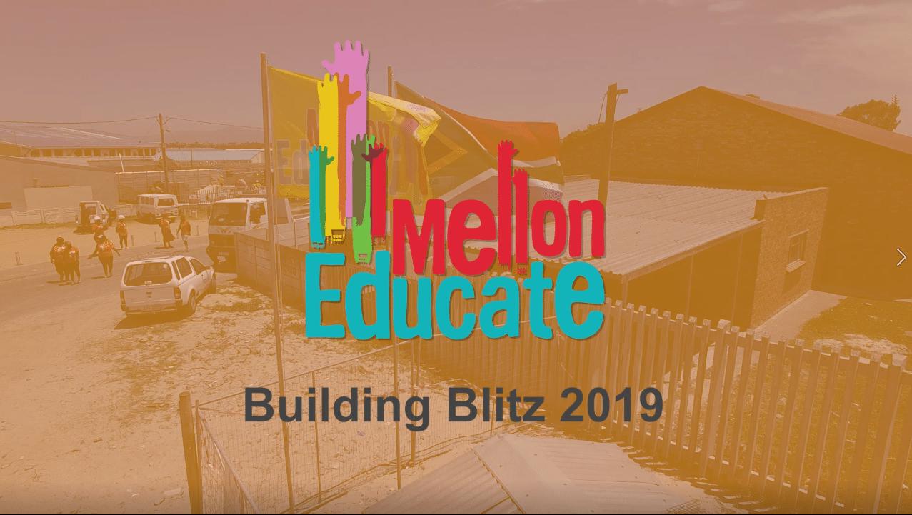 2019 Mellon Educate Building Blitz